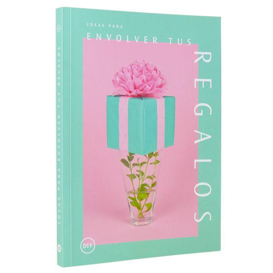 Aprende a envolver con ideas muy originales con este precioso libro de HandyBooks