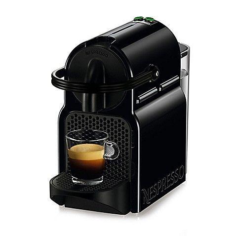 The Ultimate At Home Espresso Maker The Nespresso By Delonghi Inissia Espresso Maker Brews Delicious Es Capsule Coffee Machine Best Espresso Machine Nespresso