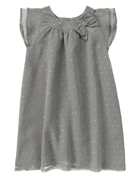 Sparkle Dot Dress at Crazy 8