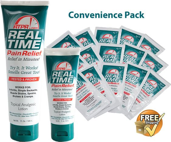 *RTPR Convenience Pack*