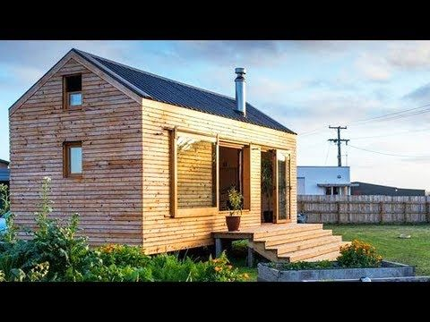 Gorgeous Bespoke Tiny House For Sale In New Zealand Tiny House Big Living Tiny Houses For Sale House Design