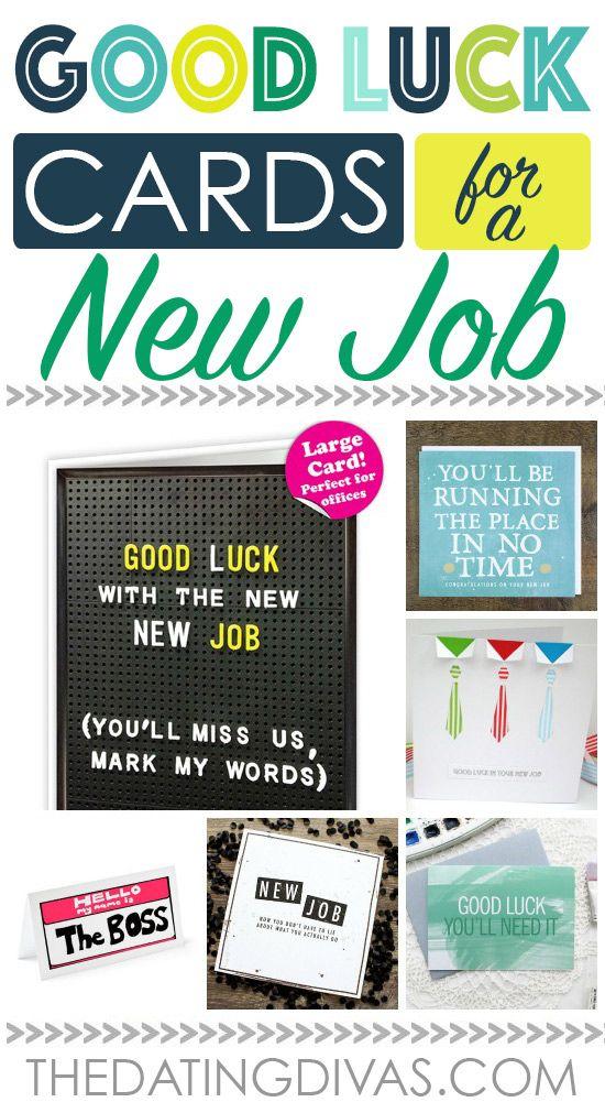 Good Job Patrick: Patrick O'brian, Good Luck Cards And New Job On Pinterest