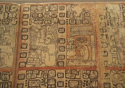 Difusion Maya: El Códice de Madrid (Tro-Cortesiano)