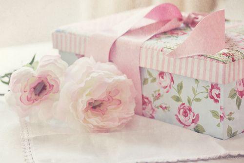 Como não pensei nisto antes?: Pequenos miminhos e carinhos . . . cor-de-rosa!!
