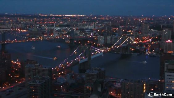 EarthCam - Brooklyn Bridge Cam