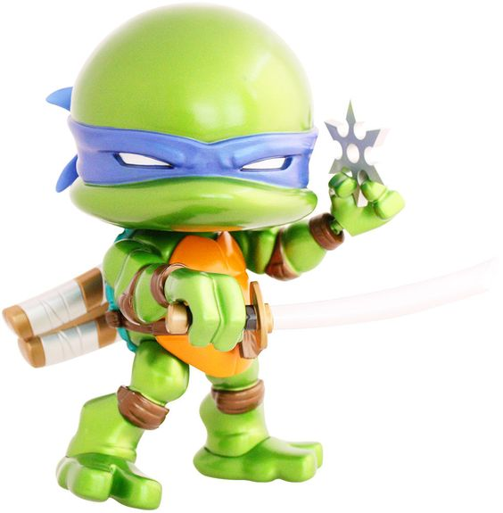 Teenage Mutant Ninja Turtles Metallic Jumbo Leonardo San Diego Comicon '15 Exclusive