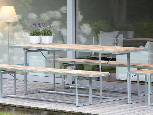 Jan Kurtz Jever Tisch Teak Sofort Lieferbar Cairo De Rustikale Gartenmobel Gartentisch Design Tisch