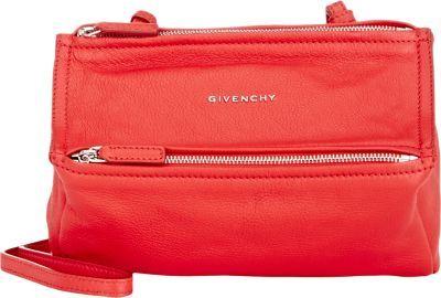 Givenchy Pandora Mini-Messenger at Barneys New York