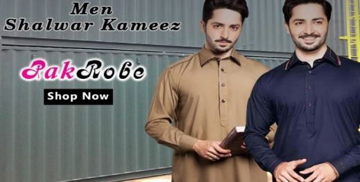 We provide high quality men shalwar Kameez suits and kurta Online. Get 10% OFF 1st Order with Worldwide Delivery & Custom Tailoring service. Contact :( 702) 751-3523    Email: Info@PakRobe.com