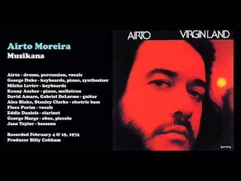 Airto Moreira - Musikana (1974)