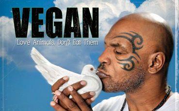 Mike Tyson (Vegan)