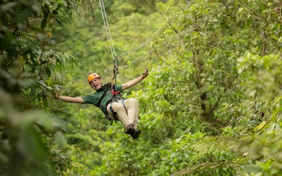 The days are flying by.... Los días se pasan volando... Rainforest Adventures Costa Rica, Jacó & Braulio Carrillo. reservations.cr@rainforestadventure.com