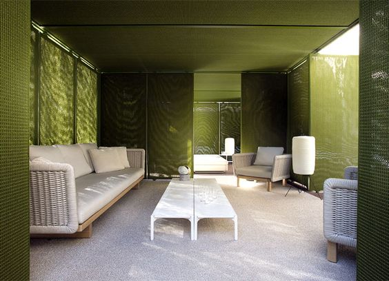 Elegant Simple And Long Lasting Furniture By Paola Lenti | Outdoors |  Pinterest