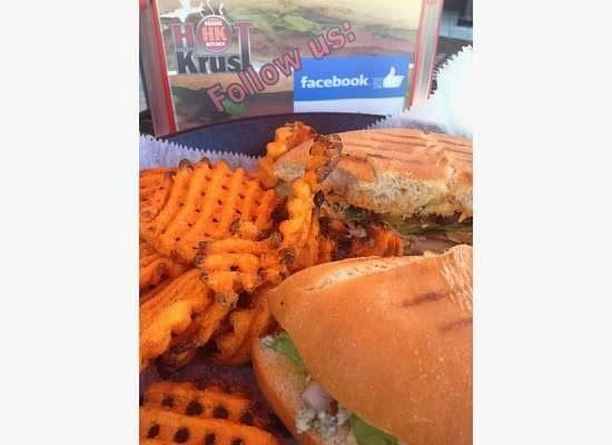 Exploring Orlando: Local Eats in Orlando ~ Hot Krust Panini Kitchen