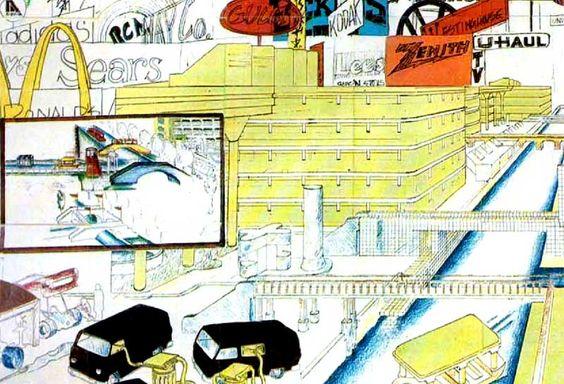 Arqueología del Futuro: 1976 Paxton, ciudad ideal [Craig Hodgetts / Studio Works]