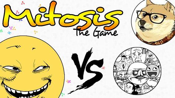 Mitosis the Game - Mongosis vs Memados and Maconheiros of Doginhos - Gui...
