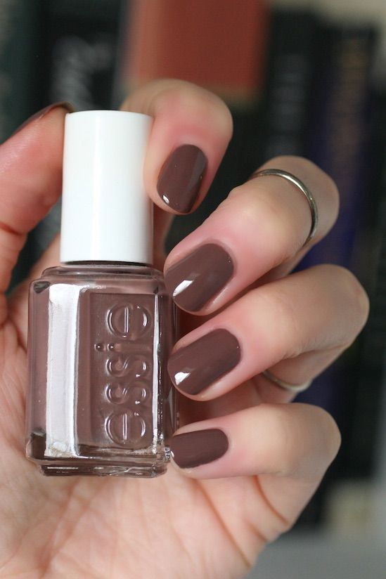 Essie Envy Essie Soft Brown Comparison Mink Muffs Don T Sweater It Hot Coco Glamour Purse Fierce Essie Nail Polish Colors Brown Nail Polish Nail Polish
