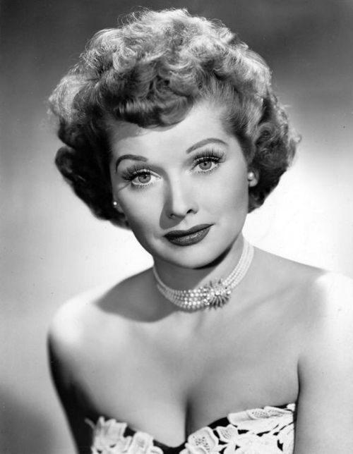 Lucille Ball - Funny AND pretty : )