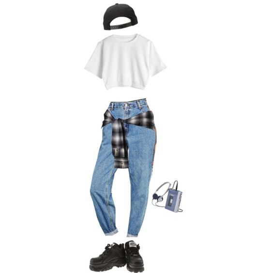 Rad by pris-teen on Polyvore featuring Mode and Levi's