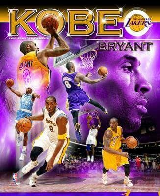 Kobe Bryant - Lakers