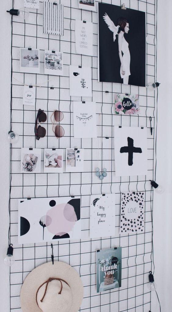 Wandgitter Dekorationsideen   4 tolle Prints zum Ausdrucken - Dekoration - Freebies - Printables