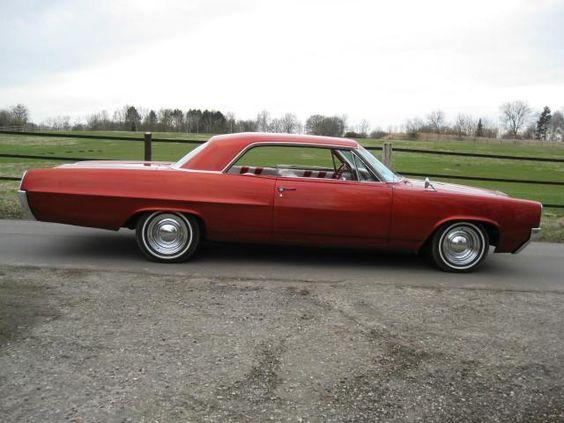 Gebrauchtwagen: Pontiac, Bonneville, Benzin, € 14.900,- AutoScout24 Detailansicht