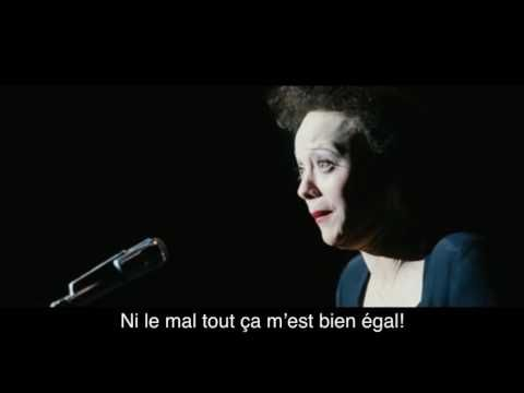Edith Piaf Non Je Ne Regrette Rien Lyrics Youtube Edith Piaf Lyrics Youtube
