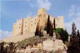 Castillo de Mequinenza (Huesca)