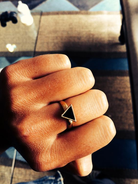 Anilo de triangulo