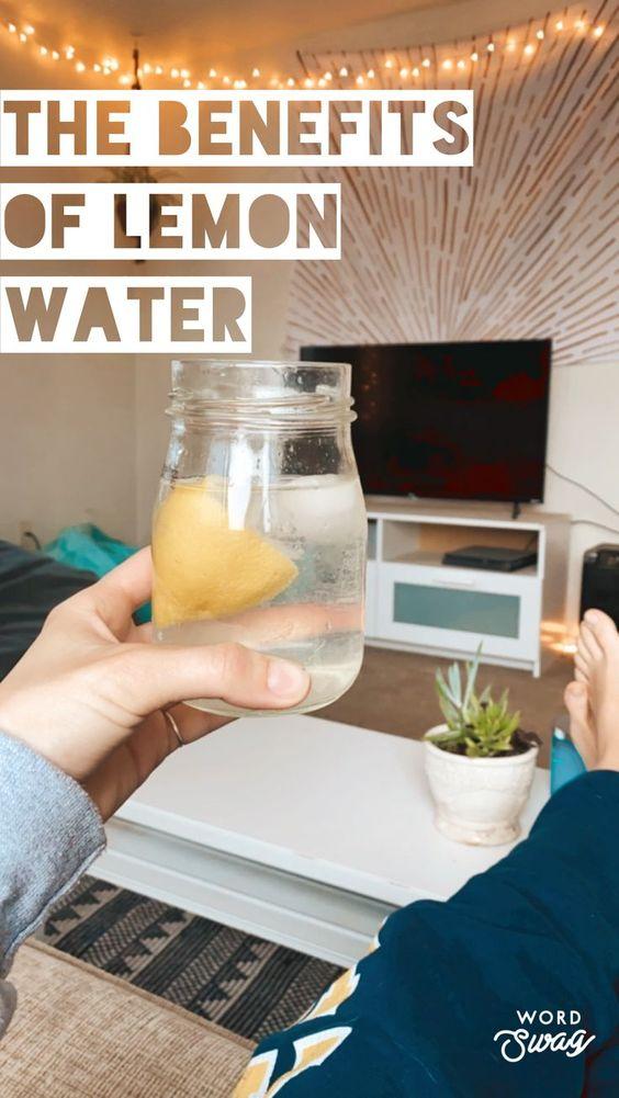 Lemon water benefits 53740