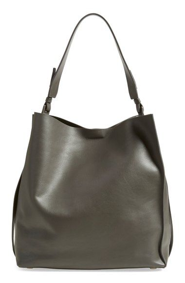 ALLSAINTS 'Paradise North/South' Leather Tote available at #Nordstrom