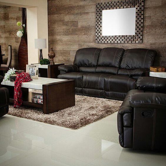 Salas de piel mueblesdico muebles buenfin salas for Muebles de sala de cuero