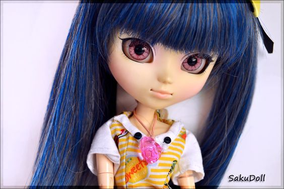 Pullip Dolls Sakura   Hasta la proxima entrada kawaii