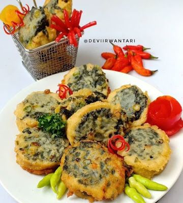 Rolade Daun Singkong Di 2020 Resep Masakan Resep Makanan Resep Masakan Indonesia