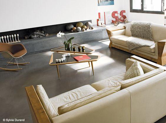 Je veux un salon design comme ceux-là !
