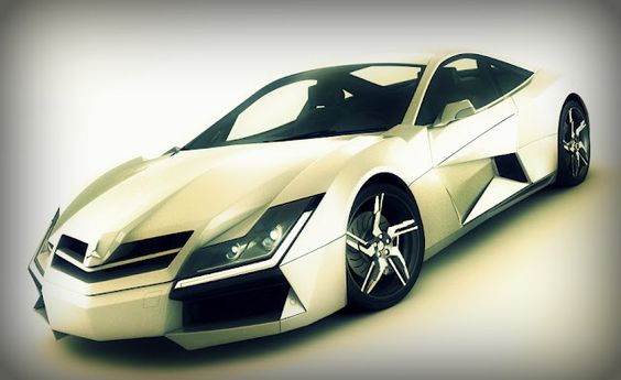 SF1 Mercedes-Benz Concept Car