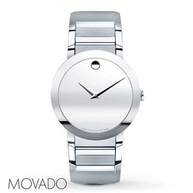 Movado Mens Watch Sapphire Collection