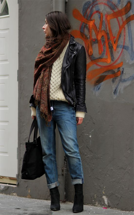 jeans +moto+cable