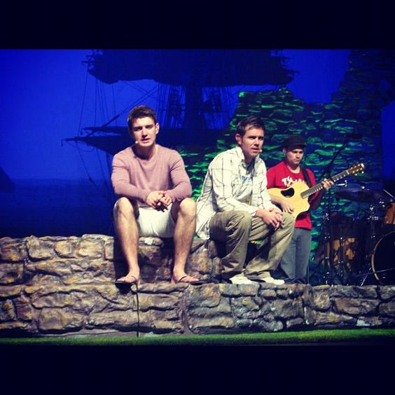 emmetcahill  Myself and @neilbyrneCT in sound check the other day #celticthunder