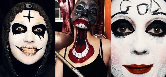Warning: The Purge Is Coming This Halloween (DIY Makeup ...