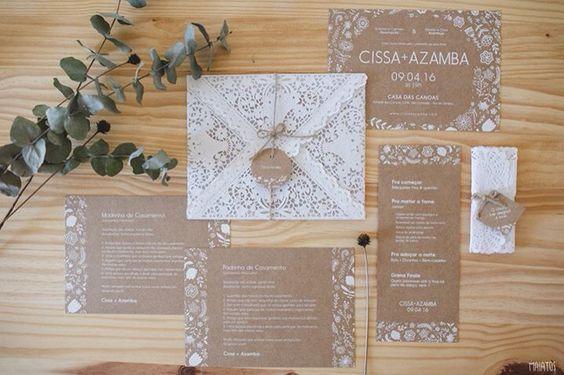 Convite Dona Amélie