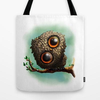 Lovely Owl by Shinja