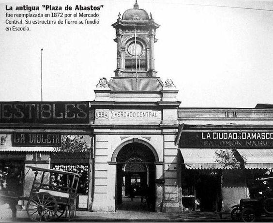 https://flic.kr/p/61hhWb   el mercado central de santiago, la ciudad de damasco   no se ve la estructura metalica