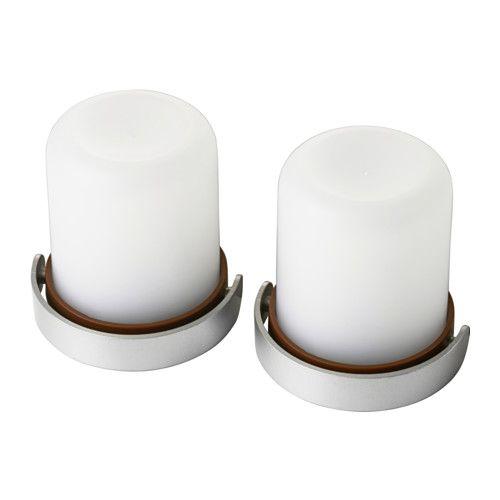 SOLVINDEN Minileuchte, LED IKEA Einfach zu benutzen, da keine Kabel oder Anschlüsse nötig sind.