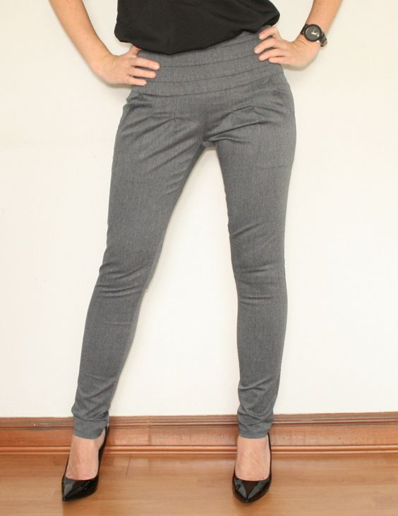 Womens Office Pants