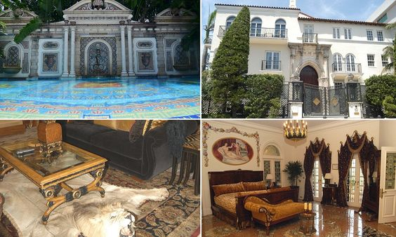 Gianni Versace's mansion reopens as luxury hotel Villa by Barton G.