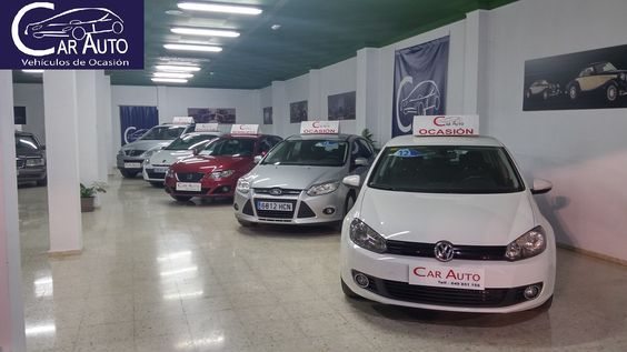 CarAuto Lucena – Venta de Vehículos Seminuevos y de Ocasión