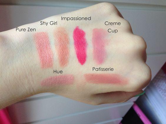 Mac Patisserie Lipstick Swatch Mac describe it as an
