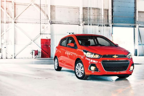 2016 Chevrolet Spark - Provided by Automobile
