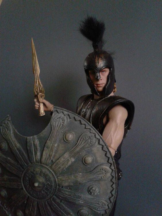 Toys For Troy : Brad pitt quot achilles troy movie hot realistic